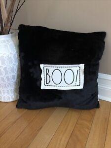 rae dunn halloween boo pillow HTF rare