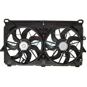 NEW RADIATOR FAN SHROUD ASSEMBLY FITS 2007-14 CHEVROLET SUBURBAN 1500 GM3115211