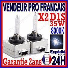 2 AMPOULES D1S BI XENON 35W KIT HID LAMPE DE RECHANGE D ORIGINE FEU PHARE 8000K