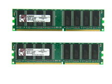 Mémoires RAM Kingston avec 2 modules