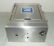 """MASTER FORGE BBQ Grill SIDE BURNER Stainless Steel 19 1/4 7"""" 13 1/4"""" Propane Gas"""