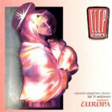 LP 33 CCCP Fedeli Alla Linea Canzoni Preghiere Danze Del II Millennio Sezione..