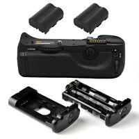 Multi-Power Battery Grip Pack for Nikon D300 D300S D700 +2x EN-EL3e SLR Camera