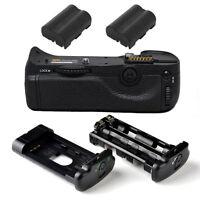 Multi-Power Battery Grip Pack for Nikon D300 D300S D700 +2x EN-EL3e SLR Camera