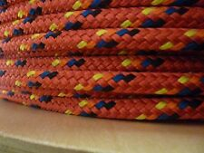 5/16 x 145 ft. Double Braid Yacht Braid Polyester.Sailboat Line/ Marine Rope