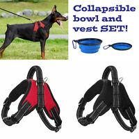 No Pull Adjustable Dog Pet Vest Harness Nylon  Quality Small/Medium/Large/XL XXL