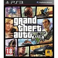 Grand Theft Auto V - GTA 5 PS3 - MINT Condition - 1st Class Fast & Free Delivery