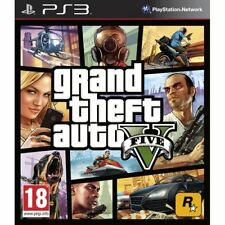 Grand Theft Auto V - GTA 5 PS3 - Good Condition - 1st Class Fast Delivery