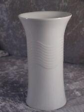 Arzberg Porzellan weisse Vase Designvase Tischvase 21 cm Swingline Design