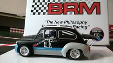 !!! Special Price !!!  BRM 084Fiat Abarth 1000 TCR #485 Zuccari RTR Alum. Chas.