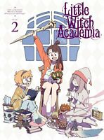 Little Witch Academia Vol.2 blu-ray