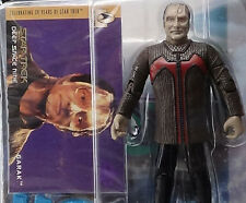 DS9 Elim Garak; Tailor - Unopened  Rare Playmates Star Trek Action Figure1996