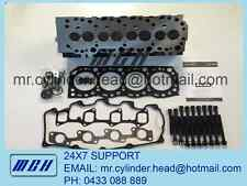 ASSEMBLED Complete Cylinder Head Kit Toyota Hiace Hilux 3L 3LT Dyna 4 Runner