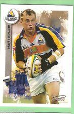 2003  RUGBY UNION CARD #38  MATT HENJAK, ACT BRUMBIES