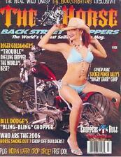 THE HORSE BACKSTREET CHOPPERS No.57 (New Copy) *Free Post To USA,Canada,EU