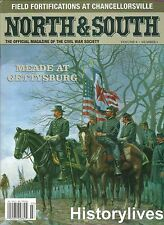North & South V.9 N.1 Meade Gettysburg Chancellorsville Civil War John Brown