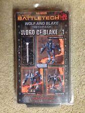 Word of Blake Omni Mech Pack I NISB Iron Wind