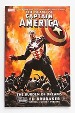 Captain America The Death of C.A. Vol. 2 New Marvel Graphic Novel Comic Book