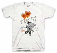 Shirt Match Yeezy Desert Sage 350 Beluga  - Money over Love Tee