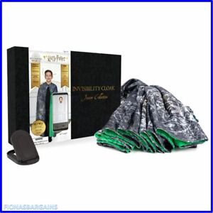 WOW! Stuff WW-1121 Harry Potter Junior Invisibility Cloak & Phone Stand Ages 6+