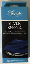 """9"""" x 12"""" Zippered Silver Keeper Kitchen Dinnerware Storage Organizer Holder Bag"""