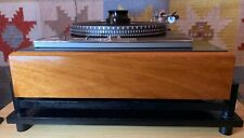 Garrard 401 Plinth only with HNE Granite top plate
