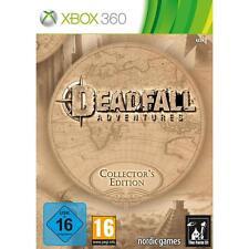 Pal version Microsoft Xbox 360 Deadfall Adventures CE