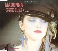 Madonna & Otto Von Wernherr Maxi CD Cosmic Climb (The Early Years) - France