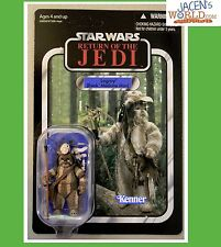 LOGRAY VC55 ( Ewok Medicine Man ) ACTION FIGURE STAR WARS VINTAGE COLLECTION