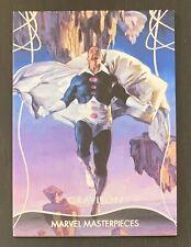 2020 Marvel Masterpieces GRAVITON Silver Base Foil Card #68 Tier 3 /999