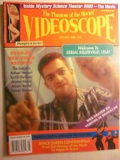 VIDEOSCOPE Magazine #18 Spring 1996 - Wes Craven, Mystery Science Theater (New)