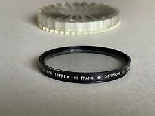 Tiffen 67mm Fit , Hi-Trans, Diffusion  Filter