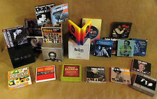 EMPTY BOXES ONLY: LOT OF 23 MUSIC CD BOX SET ZEPPELIN BEATLES MONK BLUES MILES
