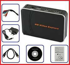 HD Game Capture HD video capture 1080P HDMI/YPbPr Recorder save into usb disk