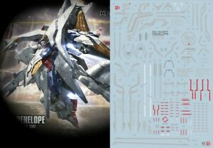 Gundam modeling water slide decal SIMP sticker C31 HG 1/144 Penelope