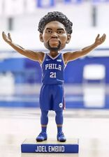 JOEL EMBIID Philly PHILADELPHIA 76ers BOBBLEHEAD Delaware blue jersey SGA