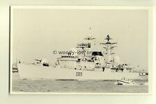 na0524 - Royal Navy Warship - HMS Exeter - photograph