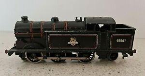 Hornby 69567 Dublo EDL17 0-6-2 BR Tank Locomotive Unboxed Grade B