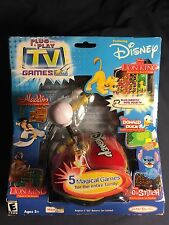 Disney Plug And Play Brand New Sealed - Aladdin Lion King LILO & Stitch Donald D