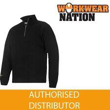 Cotton Zip Neck Sweatshirts for Men