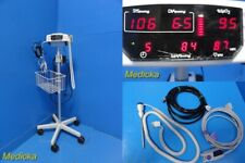 Bci Mini Torr Plus Patient Monitor With Patient Leads Amp Stand Tested 25244