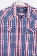 Camicie casual e maglie da uomo multicolore Wrangler