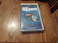 Finding Nemo (VHS, 2003) Walt Disney Pixar Ellen Degeneres