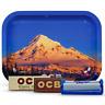 Tobacco Rolling Bundle OCB Tray,Org Hemp & Virgin 1 1/4 Paper,roller otsgo01-sml