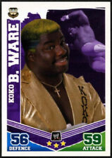 2010 Season Wrestling Trading Cards