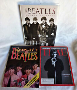 Beatles Unseen Book Growing Up With The Beatles Time Magazine