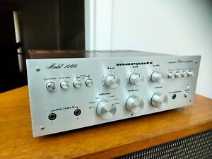 Marantz model 1060 amplifier