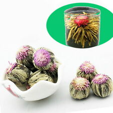 5 PCS Jasmine Tea different blooming Flower Tea, ypes of Gift Blooming Tea A