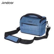 Waterproof DSLR SLR Camera Backpack Shoulder Bag Case For Canon Nikon SONY Q5E8