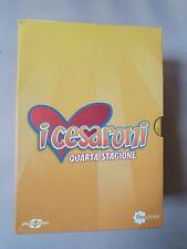 Dvd I Cesaroni stagione 4 (Introvabile e molto rara, ottime condizioni)